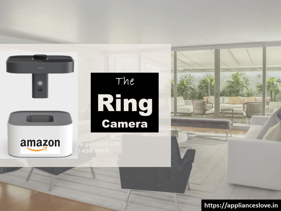Amazon's Ring security camera drone launched