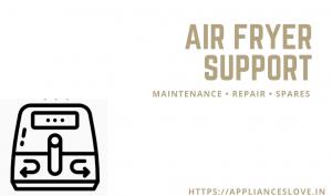 Fix Air Fryer