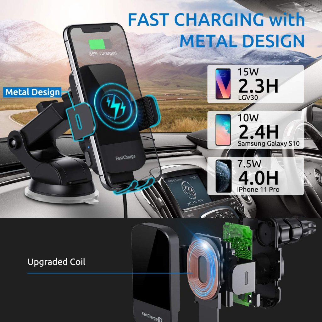 cordless charger for gifts ideas for father's day