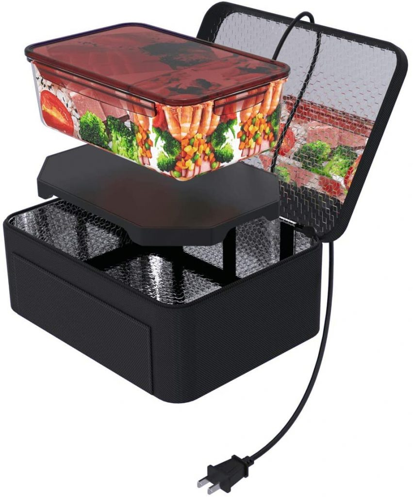 electric lunch box- Great Gift Ideas for Father's Day