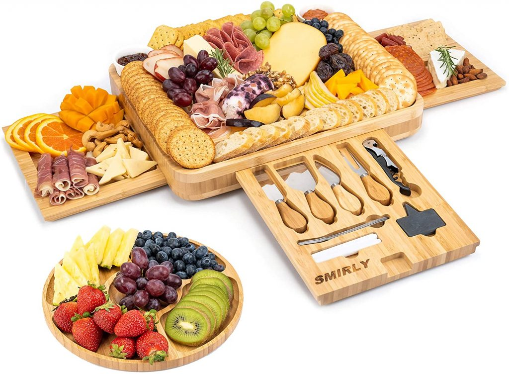 cheese board- Great Gift Ideas for Father's Day
