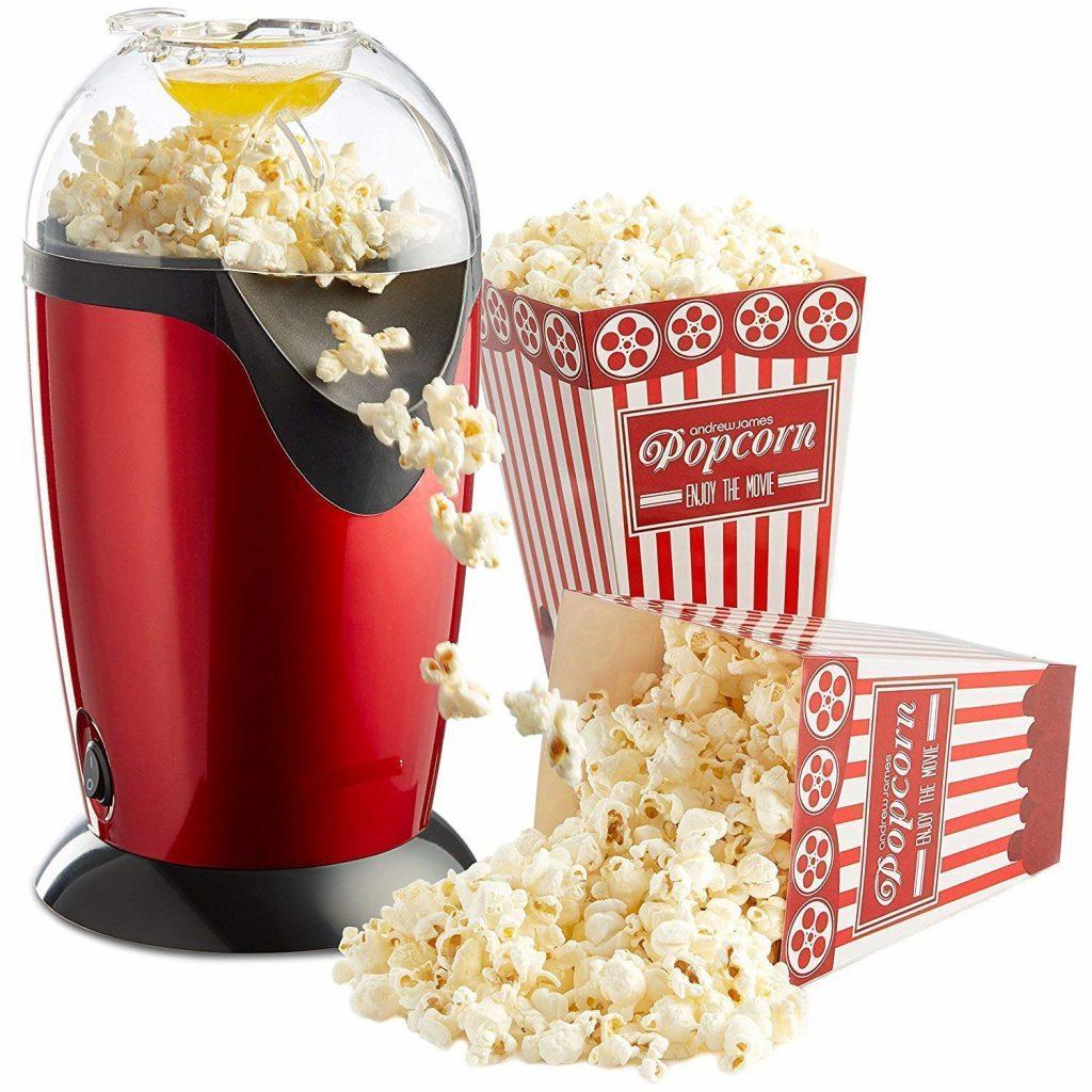 Pop Corn maker- ideal home appliances  as gift